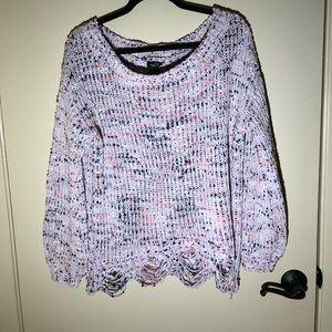 Super soft Rue21 Sweater
